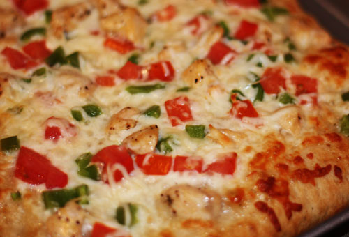 Impossibly Easy Pepper Pizza Recipes — Dishmaps