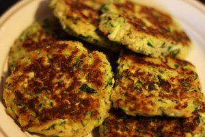 zucchini-cakes