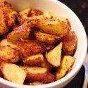 roasted parmesan potatoes