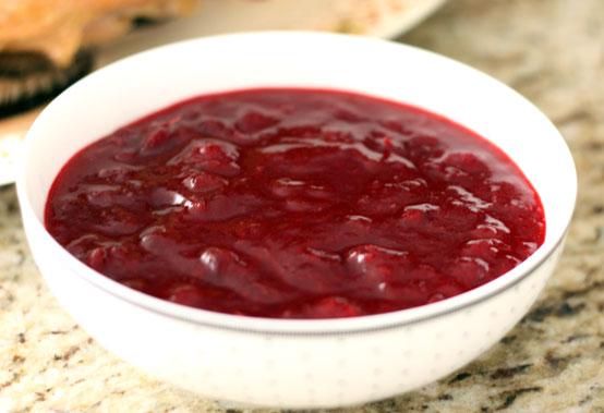 cran orange sauce