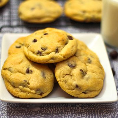 NYT chocolate chip cookies