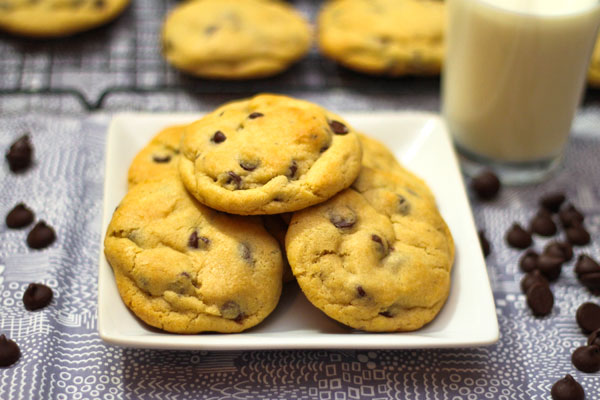 best chocolate chip cookies ever - Table for Two®