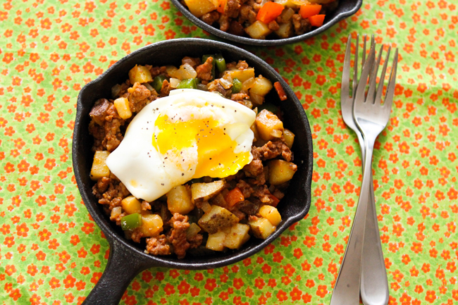 Cowboy Hash Skillet Table For Two 174 By Julie Wampler