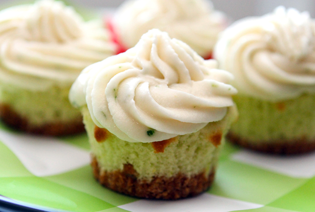 Key Lime Pie Cupcakes - Table for Two®