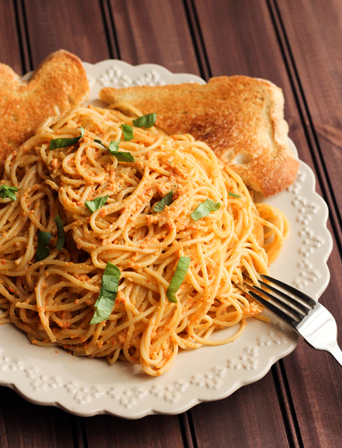 pesto pasta roasted red pepper pesto roasted red pepper pesto with ...