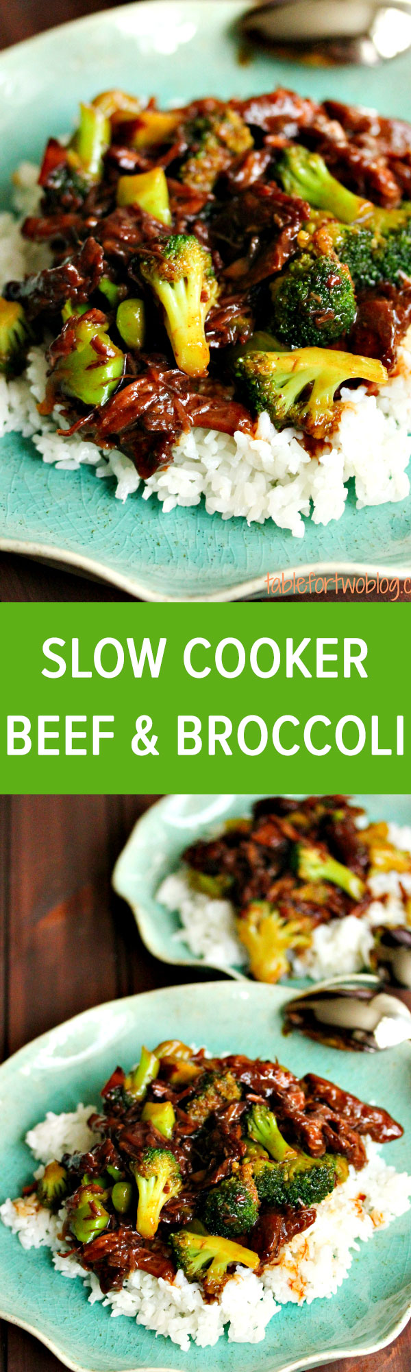 Set and forget this easy Take-Out, Fake-Out: Beef & Broccoli {Crockpot}!