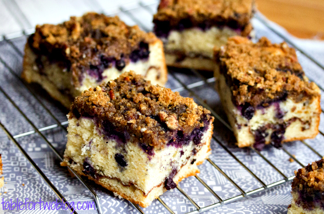 Bisquick Coffee Cake With Berries