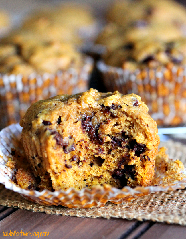 ... spice chocolate chunk pumpkin chocolate chunk chocolate chunk muffins