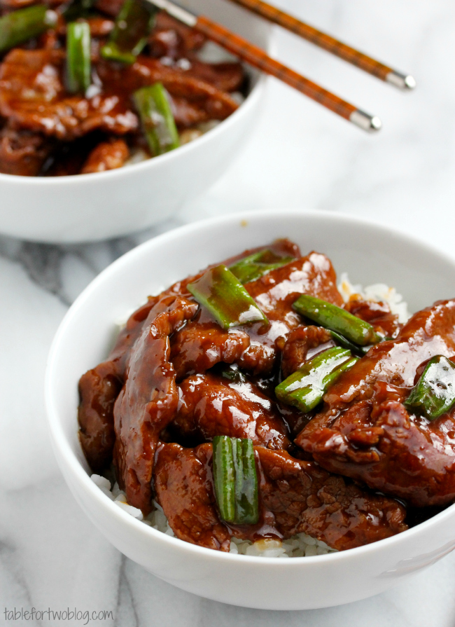 how to cook mongolian beef recipe