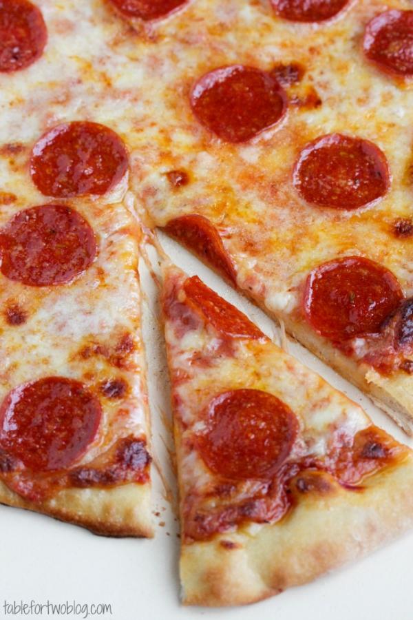 Pepperoni Pizza Recipe