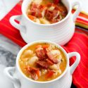 White Bean and Bacon Soup