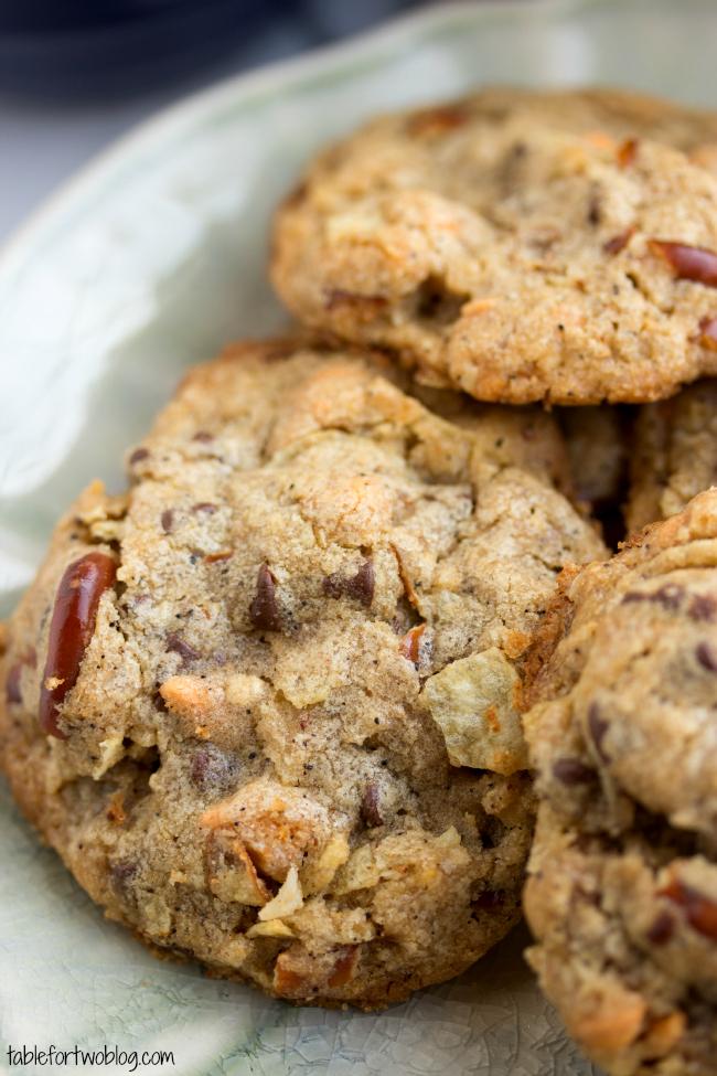 Tosi compost cookie recipe
