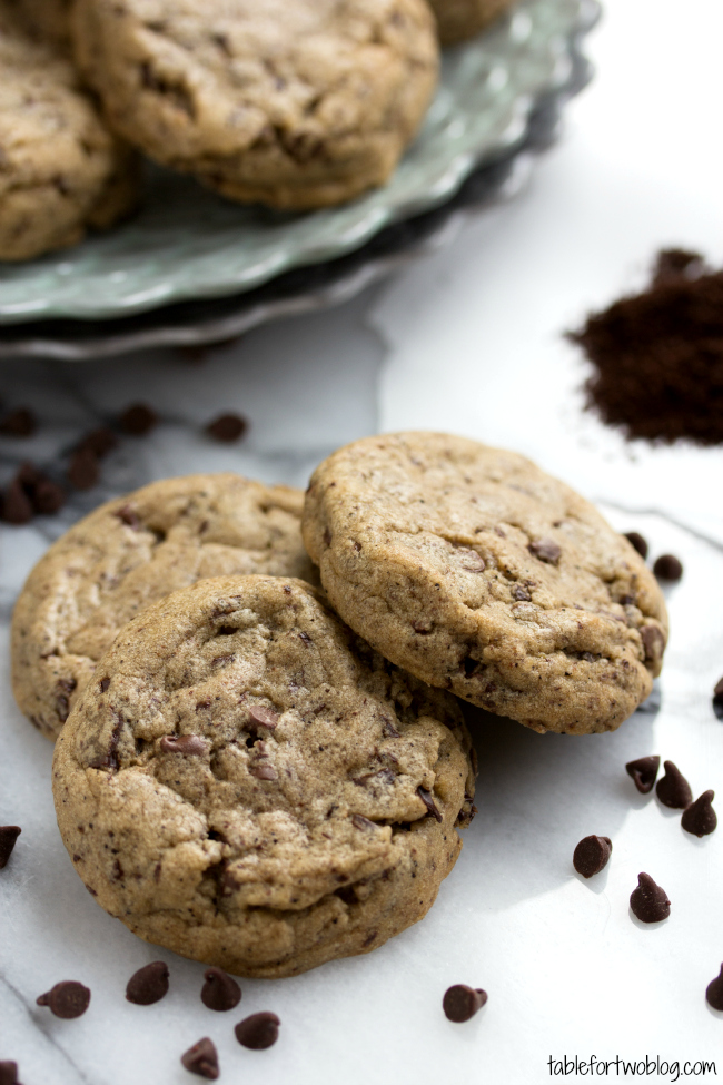 1434234be35 Cafe Mocha Cookies - Table for Two® by Julie Wampler
