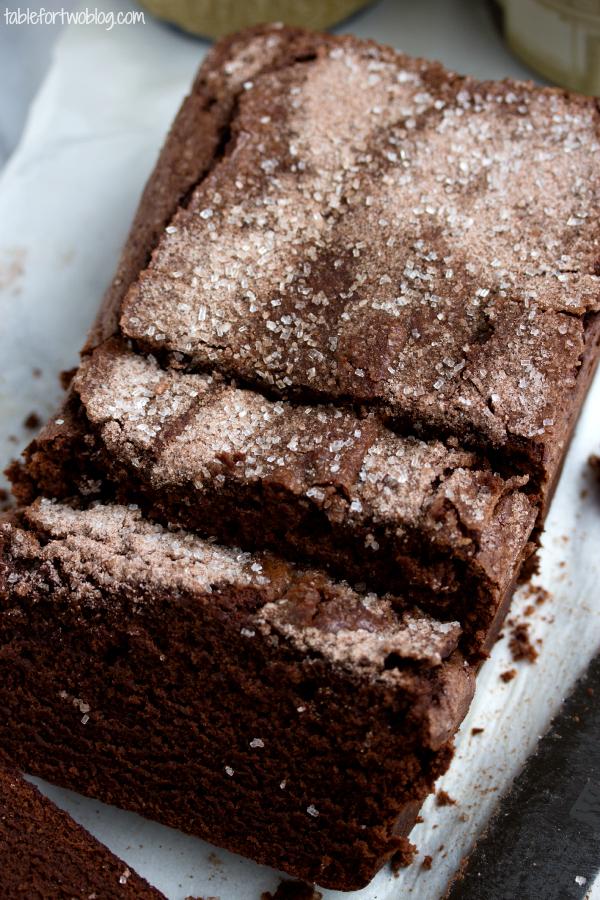 Chocolate Loaf Cake Starbucks