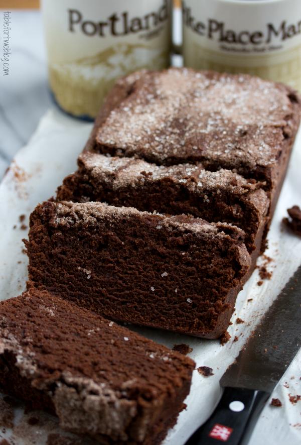 Starbucks Double Chocolate Pound Cake Recipe