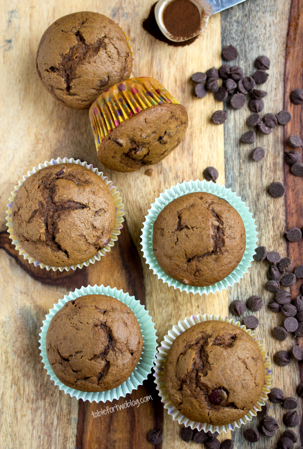 ... chocolate sorbet espresso chocolate trio chocolate chip coffee muffins