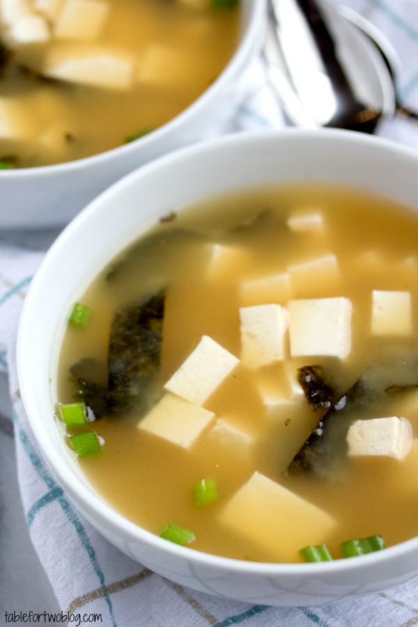 soup recipe 10 minute miso soup 10 minute miso soup 15 minute miso ...