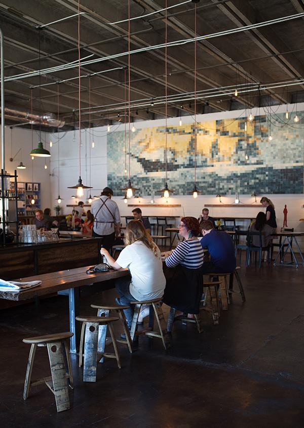 Good Food Places Downtown Nashville