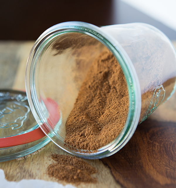 DIY Apple Pie Spice | tablefortwoblog.com