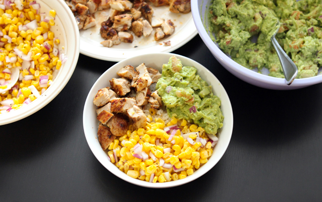 Burrito Bowls Table For Two 174 By Julie Wampler
