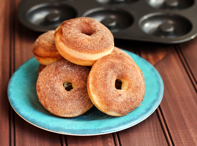 Cinnamon Sugar Donuts Table For Two 174 By Julie Wampler
