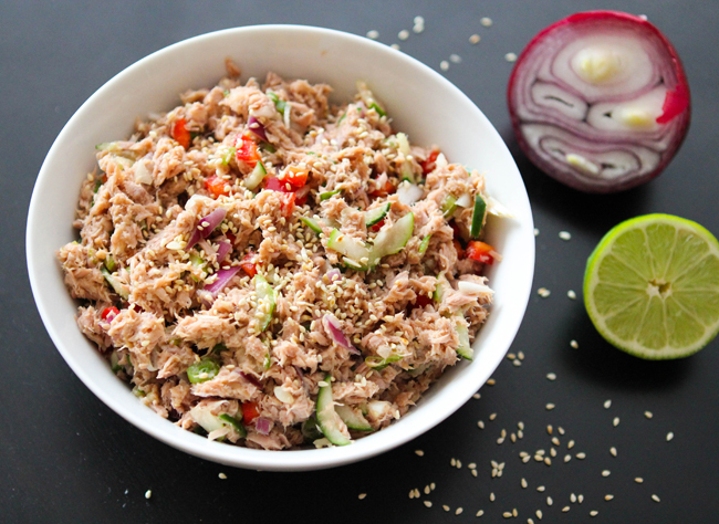 Thai Tuna Salad - Table for Two® by Julie Wampler