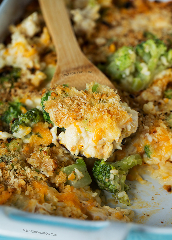 Chicken And Broccoli Rice Casserole broccoli, rice, and chicken ...