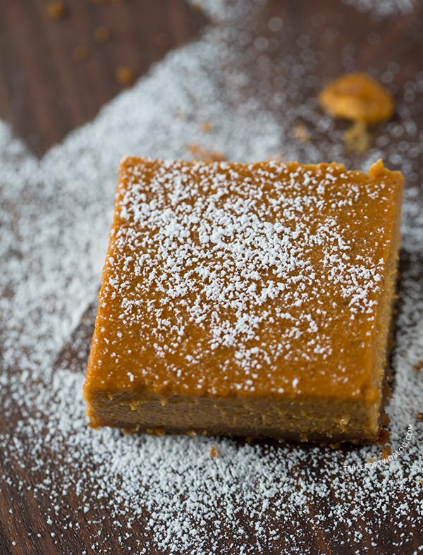 Maple Pumpkin Cheesecake Bars are the perfect dessert for any special ...