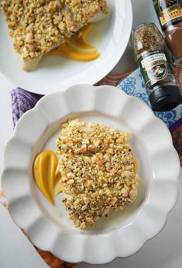 crusted halibut foodspotting coconut almond crusted halibut with mango ...