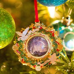 2013 White House Christmas Ornament Giveaway