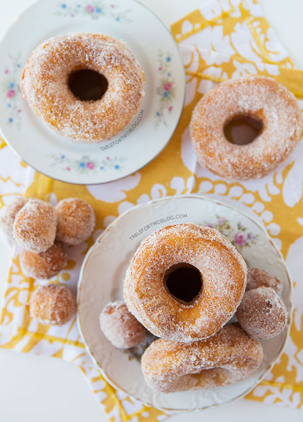 Sugared Pillsbury Biscuits (Cheater Donuts) Recipes — Dishmaps
