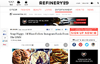 Refinery 29 – 14 Must-Follow Instagram Feeds From The DMV