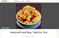 Yummly – Featured Food Blog