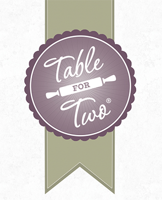 Table for Two new logo