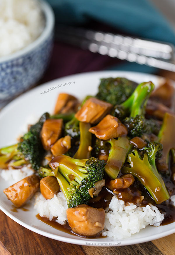 Easy 20 minute teriyaki chicken and broccoli quick chicken and this easy 20 minute teriyaki chicken and broccoli will soon be a favorite in your forumfinder Choice Image