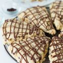 These chocolate coconut scones are great to have in the mornings with your cup of coffee or tea!