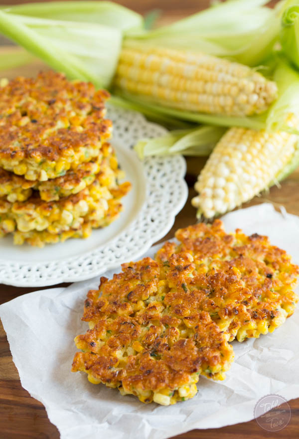 Grilled Corn Fritters Fresh Summer Corn No Egg Corn Fritters