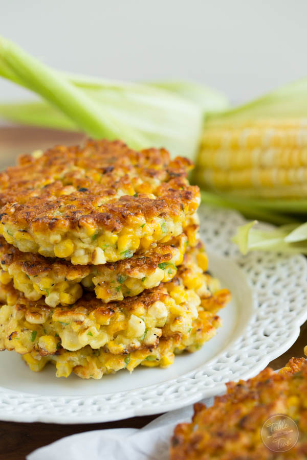 Zucchini And Corn Fritters Rule The World For Reals Recipe ...