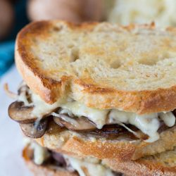 An easy sandwich to put together but the flavors will make it seem as if you spent all day making it! The caramelized onions bring a sweet and unique flavor that helps make this sandwich irresistible!