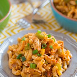 All you need is one pot to make this easy weeknight pasta dish!