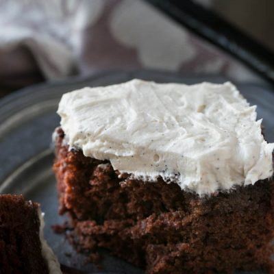 This freaking easy chocolate cake is literally freaking easy to make. No butter, no eggs, and no milk!