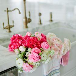 sink-flowers