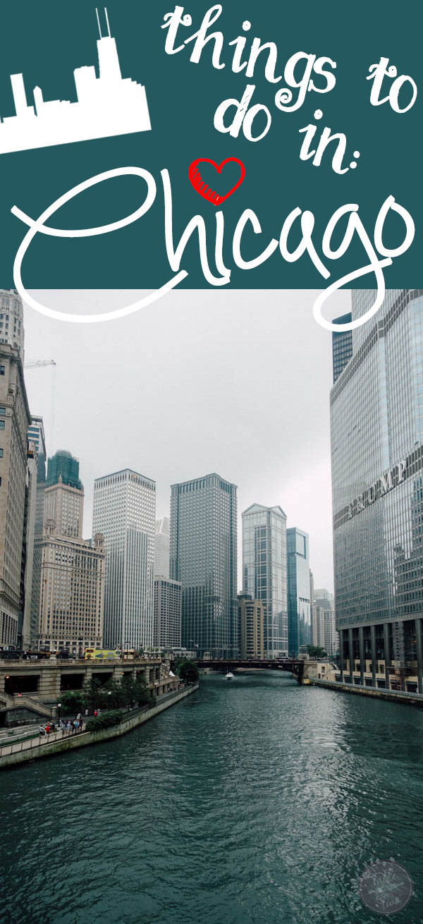 If you're looking to stay active and do some sight-seeing in Chicago, you've got to check out this post!