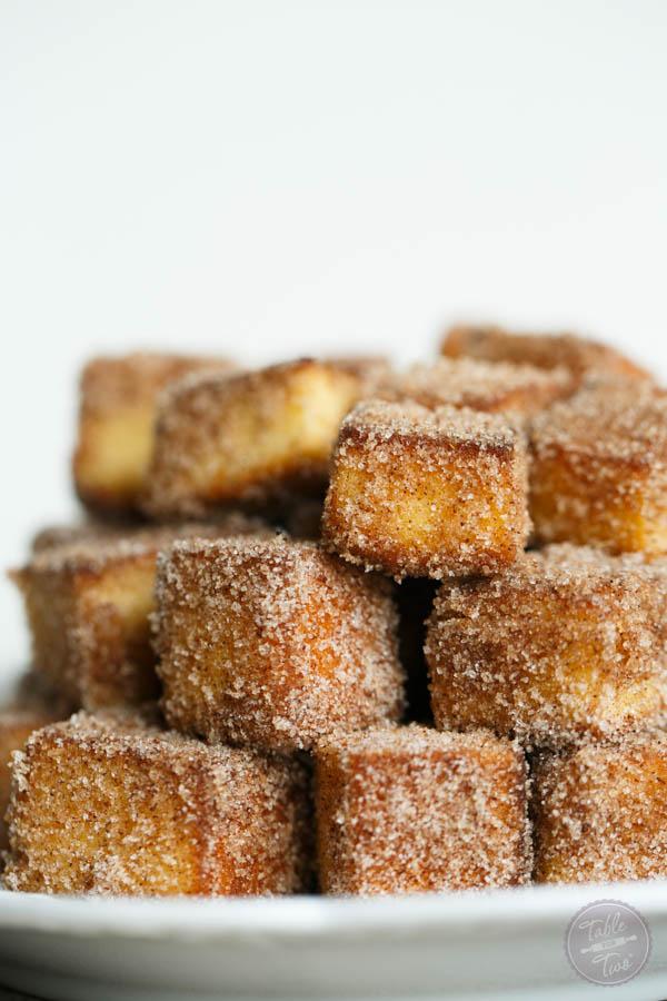 Mini Pound Cake Bites