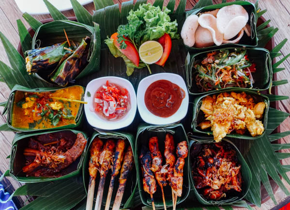 A travel review of Bali, Indonesia and the coastal beach town Sanur. From fun local foodie spots to where to stay in Sanur.