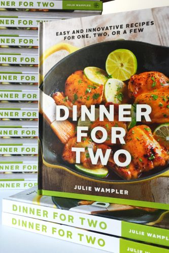 Dinner for Two Cookbook