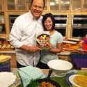 My unforgettable experience at QVC with my Dinner for Two cookbook!