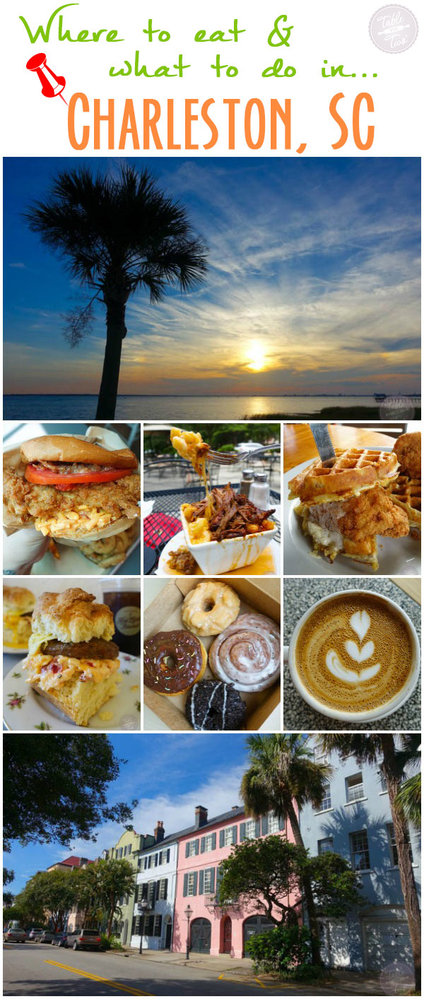cWhat TO DO and where TO EAT in CHARLESTON, SC!!!