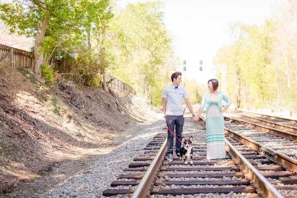 Third Year Wedding Anniversary, photo credit: Anna Grace Photography
