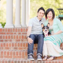 Third Year Wedding Anniversary, photo credit: Anna Grace Photography